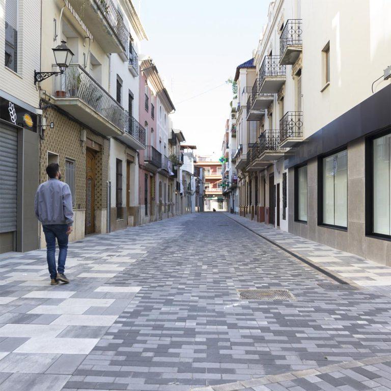 carrer dels Mont Algemesí