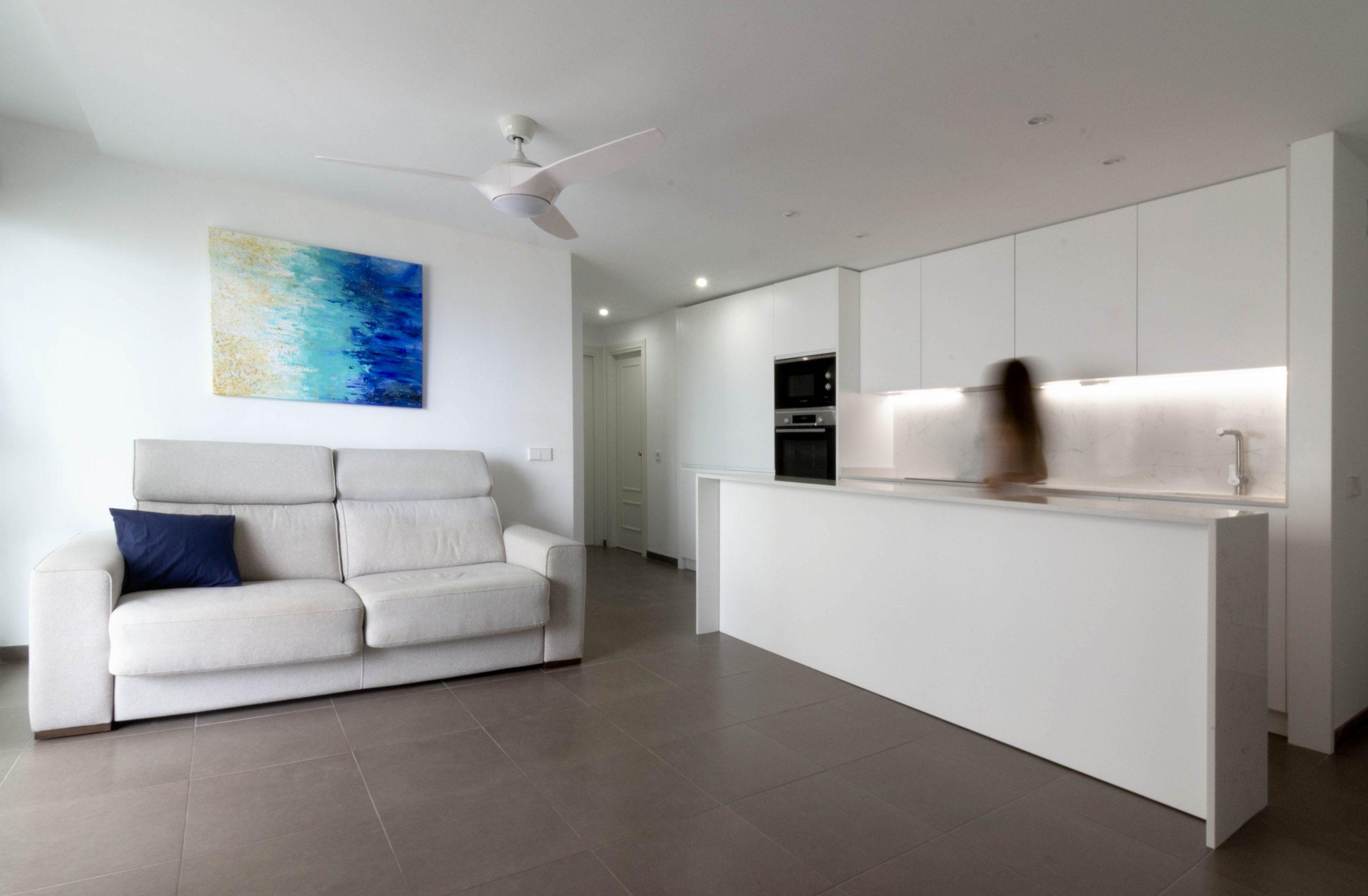 Reforma Apartamento Cullera