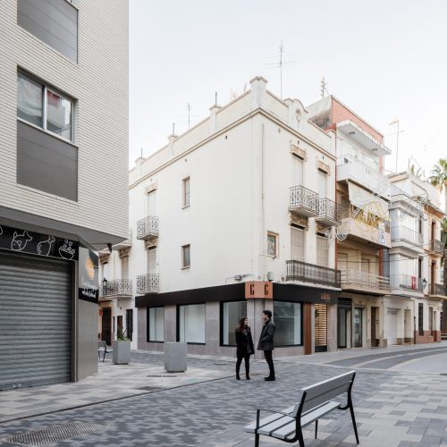 HB Estudi d'Arquitectura | Calle en Algemesí | Arquitectos Valencia | Arquitectos Algemesí | HB Estudi d'Arquitectura | Arquitectura en Algemesí