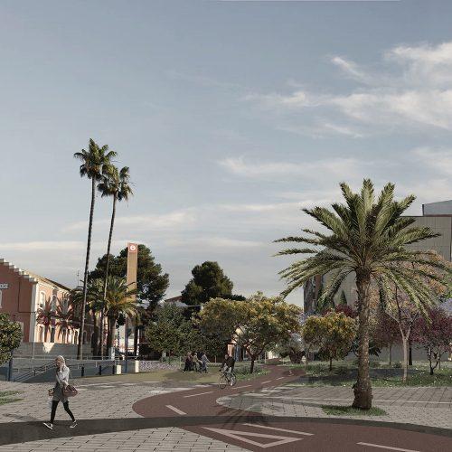 Concurso Ronda del Calvari Algemesí | Arquitectos Valencia | Arquitectos Algemesí